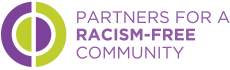 Partners for a Racism Free Community Logo